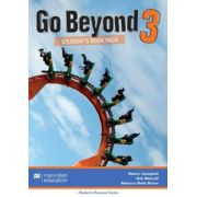 Go Beyond 3 Student´s Book Pack With Workbook