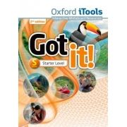 GOT IT! STARTER ITOOLS - 2ND EDITION