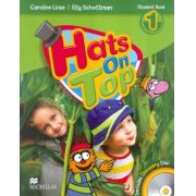 Hats On Top 1 Students Book And Discovery Cd