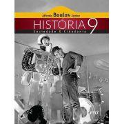 HISTORIA, SOCIEDADE E CIDADANIA - 9º ANO - ENSINO FUNDAMENTAL II - 9º ANO