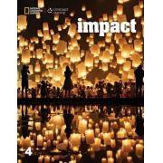 IMPACT 4 STUDENT'S BOOK + WORKBOOK + EBOOK