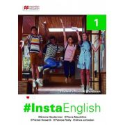 #INSTAENGLISH 1 - STUDENT'S BOOK AND WORKBOOK