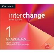 Interchange 5ed 1 Class CD