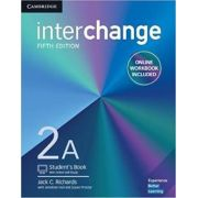 INTERCHANGE 5ED 2 SB A W/ONLINE SELF-STUDY AND ONLINE WB