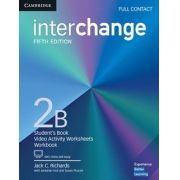 INTERCHANGE 5ED 2 SB B W/ONLINE SELF-STUDY