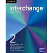 INTERCHANGE 5ED 2 SB W/ONLINE SELF-STUDY