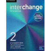 INTERCHANGE 5ED 2 SB W/ONLINE SELF-STUDY AND ONLINE WB