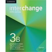 INTERCHANGE 5ED 3 SB B W/ONLINE SELF-STUDY