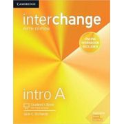INTERCHANGE 5ED INTRO SB A W/ONLINE SELF-STUDY AND ONLINE WB