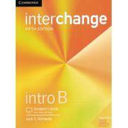 INTERCHANGE 5ED INTRO SB B W/ONLINE SELF-STUDY