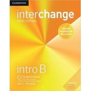 INTERCHANGE 5ED INTRO SB W/ONLINE SELF-STUDY AND ONLINE WB