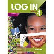 Log In To English 4 - 8º Ano - 2ª Ed. 2013