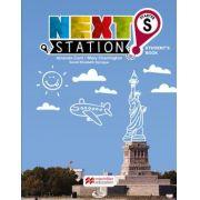 NEXT STATION STARTER SB+CLIL BOOK