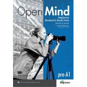 Open Mind Beginner - Student's Book Pack