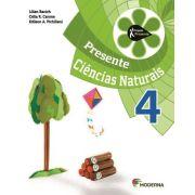 Projeto Presente - Ciências Naturais - 4º Ano - 4ª Edição