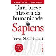 Sapiens: Uma breve história da humanidade - Pocket