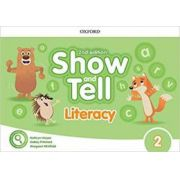 Show And Tell 2 Literacy Book - 2nd Ed.
