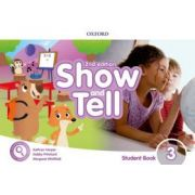 Show And Tell 3 Sb Pack - 2nd Ed