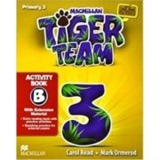 Tiger Team 3 activity book