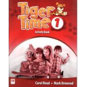Tiger time 1 activity book
