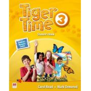 Tiger Time 3 Student'sbook with eBook Pack