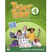 Tiger Time 4 student's book with Ebook Pack