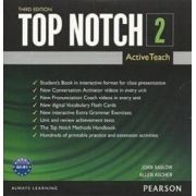 TOP NOTCH 2 ACTIVE TEACH DVD-ROM - 3RD ED