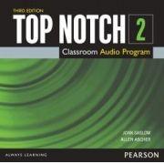 TOP NOTCH 2 CLASS CD - 3RD ED