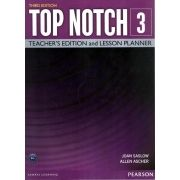 TOP NOTCH 3 TEACHERS EDITION - 3RD ED