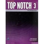 TOP NOTCH 3 WB - 3RD ED