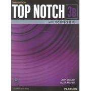 TOP NOTCH 3B SB WITH WB - 3RD ED