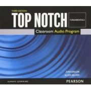 TOP NOTCH FUNDAMENTALS CLASS CD - 3RD ED