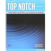 TOP NOTCH FUNDAMENTALS TEACHERS EDITION - 3RD ED