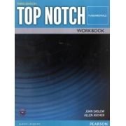 TOP NOTCH FUNDAMENTALS WB - 3RD ED