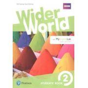 Wider world. Students' book. Per le Scuole superiori. Con espansione online: Wider World 2 Students' Book