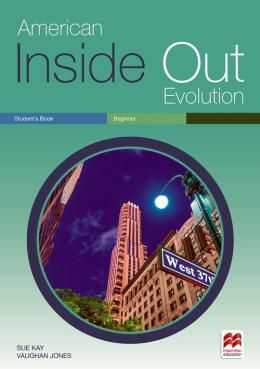AMERICAN INSIDE OUT EVOLUTION BEGINNER STUDENTS BOOK