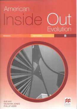 AMERICAN INSIDE OUT EVOLUTION INTERMEDIATE B WORKBOOK