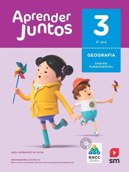 Aprender Juntos Geografia 3  Bncc Ed 2018
