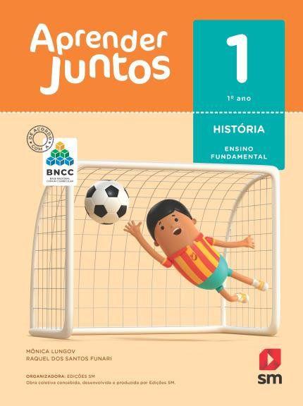 Aprender Juntos Historia 1  Bncc Ed 2018