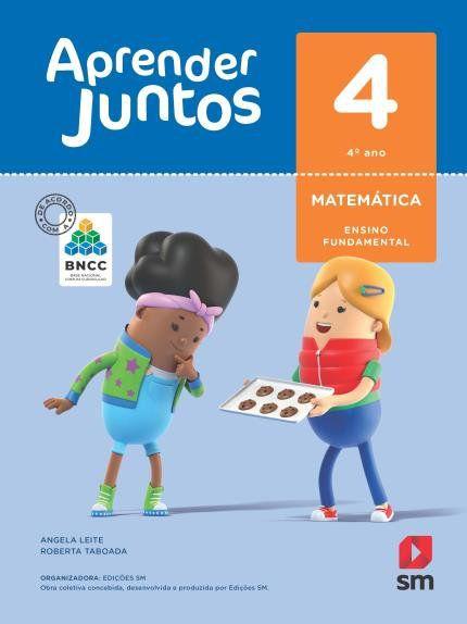 Aprender Juntos Matematica 4  Bncc Ed 2018