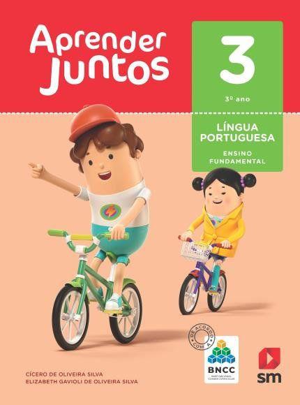 Aprender Juntos Portugues 3  Bncc Ed 2018