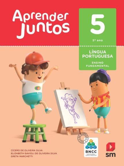 Aprender Juntos Portugues 5  Bncc Ed 2018