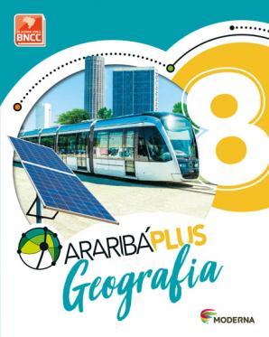 Araribá Plus Geografia 8º Ano