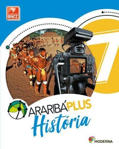Arariba Plus História 7º Ano - 5ª Edição
