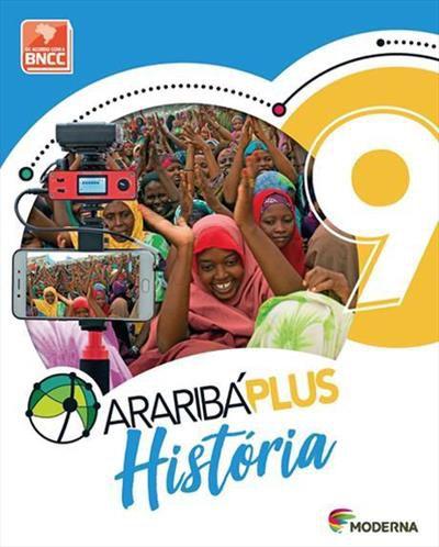 ARARIBA PLUS: HISTORIA - 9º ANO (5ª...5ªED.(2018)