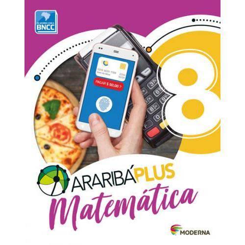 Araribá Plus Matemática 8º Ano - 5ED