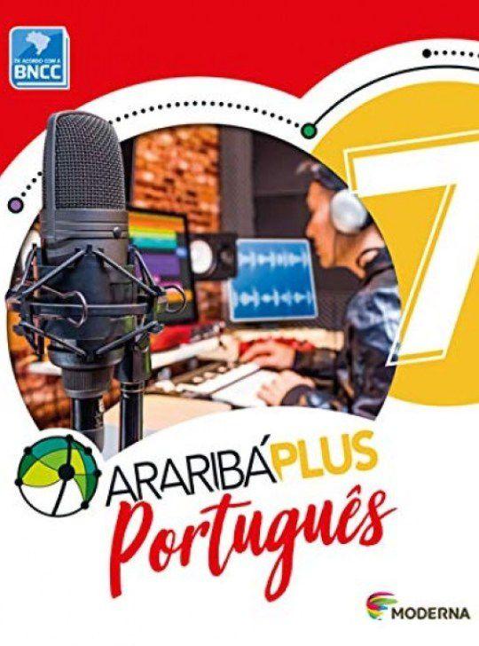 ARARIBA PLUS - PORTUGUES - 7º ANO - ENSINO FUNDAMENTAL II - 7º ANO