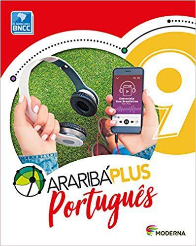 Araribá Plus. Português - 9º Ano