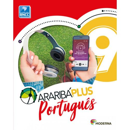 ARARIBA PLUS - PORTUGUES - 9º ANO - ENSINO FUNDAMENTAL II - 9º ANO