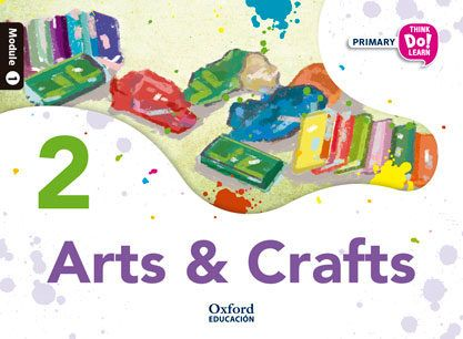 Arts and Crafts 2 SB1